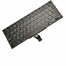 "US Tastatur für Apple MacBook Air 11,6"" A1370 MC505 MC506 QWERTY Keyboard"