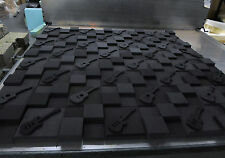 "Studio Acoustic Soundproofing Foam Tiles 96""X 96"""