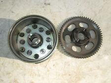 04 YFZ 450 Flywheel /Starter Clutch with Gear oem stock #2
