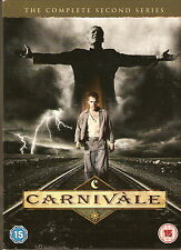 CARNIVALE - Series 2. Nick Stahl, Clancy Brown (HBO 6xDVD SLIM BOX SET 2006)