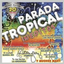 Parada Tropical Ineditos (2012, CD NEU)
