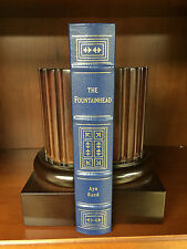Easton Press The Fountainhead by Rand-Best Books of 20th Century- MINT