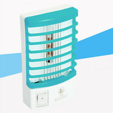 Traveling Portable House Fly Insect Mosquito Killer Replent With LED Night Lamp