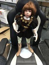 """Künstlerpuppe ! """" Porzellan Puppe """" 68 cm Limitierte Auflage"""