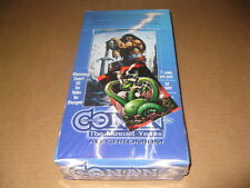 Conan The Marvel Years Trading Card Box