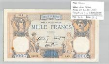 BILLET FRANCE - 1000 FRANCS - 28 Juillet 1938