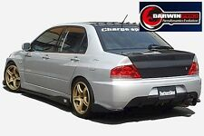 2003-2006 Mitsubishi Evolution EVO 8/9/MR VTS Style Rear Bumper Body Kit