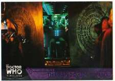 2016 Topps Doctor Who Timeless Purple Foil Parallel /50 #75 The Pandorica Opens