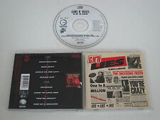 GUNS N' ROSES/G N' R LIES(GEFFEN GED24198) CD ALBUM