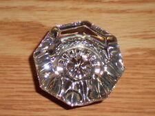 Baldwin Crystal Door Handle Knob bronze or nickel NEW