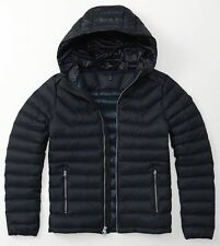 NWT  Abercrombie & Fitch LIghtweight Down Hoodie Puffer Jacket men's size M NEW
