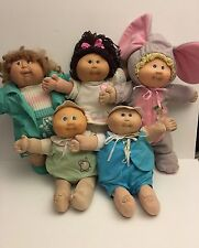 CABBAGE PATCH KIDS LOT OF 5