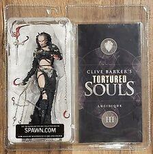 Clive Barker's Tortured Souls LUCIDIQUE Figure Spawn McFarlane Toys 2001