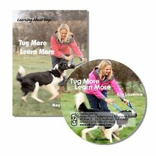 """Tug More Learn More"" Book & DVD Set by Kay Laurence - New"