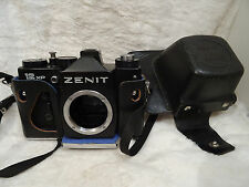 ZENIT 12xp Film Camera Body-Minty Plus Custodia Originale