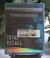 New Total Recall (Blu-ray Disc, 2006) Factory Sealed
