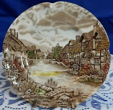 Johnson Brothers OLDE ENGLISH COUNTRYSIDE IRONSTONE Bread & Butter Plate 6-1/4""