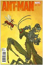 ANT-MAN (2015) #2 1:25 GEOFF DARROW VARIANT COVER FIRST PRINT MARVEL COMICS NM