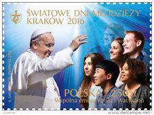 2016 Giornata della gioventù - Polonia - singolo