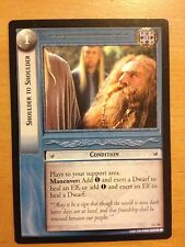 Lord of the Rings CCG Fellowship 1C59 Shoulder to Shoulder X2 LOTR TCG
