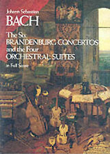 J.S. Bach: The Six Brandenburg Concertos and the Four Orchestral Suites in DDL