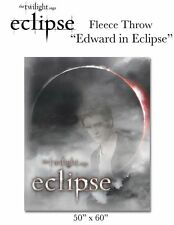 "TWILIGHT Eclipse - Edward in Eclipse 50"" x 60"" Fleece Throw Blanket (NECA)"
