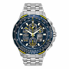 JY004059L Citizen Eco-Drive BLUE ANGELS SKYHAWK A-T Unisex Watch