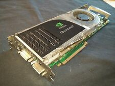 NVIDIA quadro FX 5600 1,5 GB WORKSTATION HP MAC PRO APPLE Video Graphics Card DV