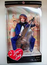 NIB New I LOVE LUCY The Audition Episode 6 LUCILLE BALL Playing Cello By MATTEL