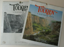 TOLKEN Calendar 1990 NEW fantasy Art Lord of the Rings The Hobbit Vintage Rare