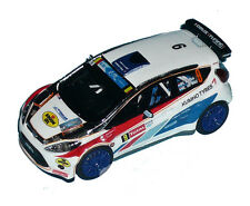 FORD FIESTA S2000 KOBUS  RALLY YPRES 2014  DECALS 1/43