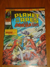 PLANET OF THE APES #97 1976 AUGUST 25 BRITISH DRACULA