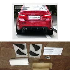 [Kspeed] Rear Diffuser Diy Kit (Fits: Chevrolet Cruze Lacetti )