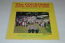 The Couriers~Dave, Duane, & Neil~Dedicated To Singing~Vanzant Songs~FAST SHIP