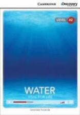 WATER: VITAL FOR LIFE LOW INTERMEDIATE BOOK WITH ONLINE ACCESS by...