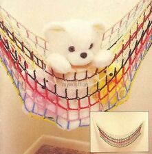 Crochet Pattern to Make Childrens Soft Toy Hammock