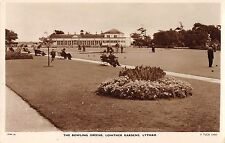 BR93638 the bowling greens lowther gardens lytham real photo   uk