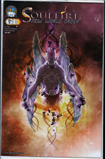 Michael Turner 's Soulfire New World Order #0 A US Aspen Comic NEU NM Fathom