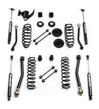 "Jeep JK Lift Kit 07-15 Wrangler TeraFlex 3"" Lift With FlexArms Control Arms"