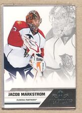 Jacob Markstrom #35 2010-11 Panini All Goalies Up Close