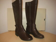 Hush Puppies Shoes 5 M Womens New Bikita Dark Brown Knee High Boots EUR 36