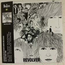 "The Beatles Revolver CD USA 2014 ""vinyl replica"""