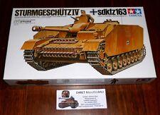 WWII german Sturmgeschütz IV Sd.Kfz. 163  in  1:35 Tamiya Neu 35087
