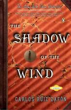Shadow of the Wind by Carlos Ruiz Zafón c2005, VGC Paperback We Combine Shipping