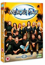 Melrose Place: The Fourth Season - UK Region 2 DVD - Heather Locklear