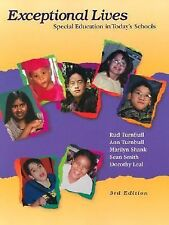 Exceptional Lives: Special Education in Today's Schools (3rd Edition)