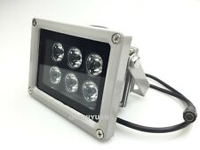 CCTV 6pcs Array LED Illuminator IR Infrared Night Vision Light for CCTV Cameras
