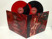 """MAROON 5 """"Songs About Jane"""" 2xLP Colored Vinyl [RED/BLACK SPLIT] Brookvale"""
