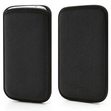 Funda SAMSUNG GALAXY NOTE 4 3 2 N9000 NEOPRENO NEGRA negro BLACK NEOPRENE CASE