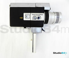 Vintage Hand Held Film Camera Canon Zoom 518 Super 8 Home Movie Camera